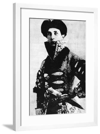 Prince Felix Yusupov--Framed Photographic Print