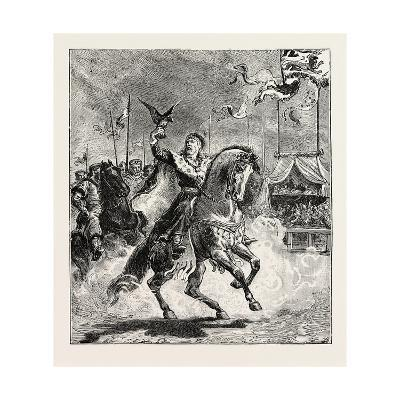Prince John of Mortaigne--Giclee Print