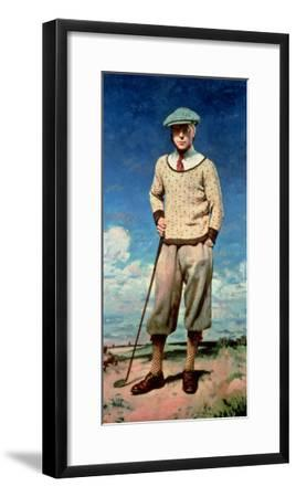 Prince of Wales, Later King Edward VIII, 1927-Sir William Orpen-Framed Giclee Print