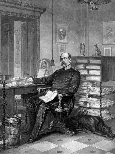 Prince Otto Von Bismarck (1815-189), 1875--Giclee Print