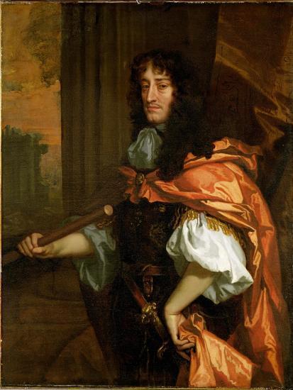 Prince Rupert (1619-82), c.1666-71-Sir Peter Lely-Giclee Print