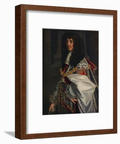 Prince Rupert, Count Palatinate', c1670-Peter Lely-Framed Giclee Print