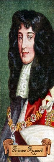 Prince Rupert, taken from a series of cigarette cards, 1935. Artist: Unknown-Unknown-Giclee Print
