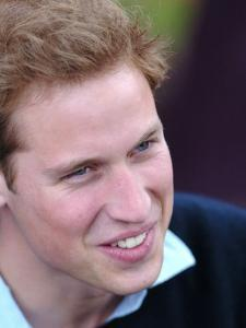 Prince William meets the All Blacks at their Auckland Training Centre, July 2005