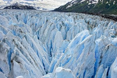 Prince William Sound Glacier-Carol Highsmith-Photo
