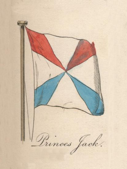 'Princes Jack', 1838-Unknown-Giclee Print