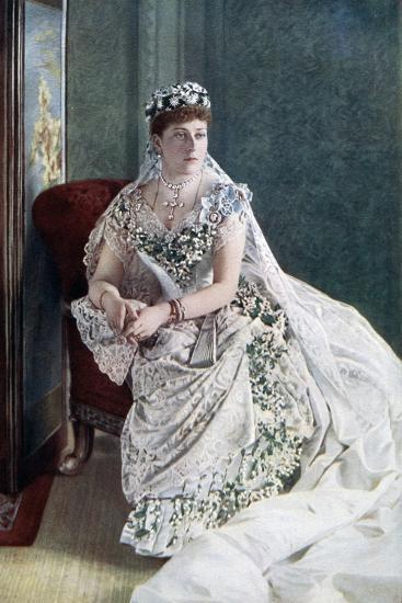 Princess Beatrice, Late 19th-Early 20th Century-W&d Downey-Giclee Print