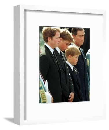 Princess Diana Funeral, September 6th 1997