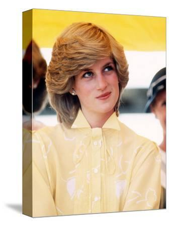 Princess Diana in Australia at St John's Ambulance Regional Center