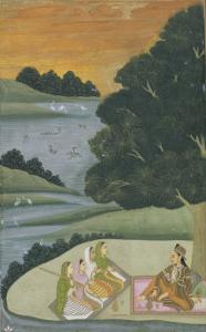 Princess Listening to Female Musicians, India
