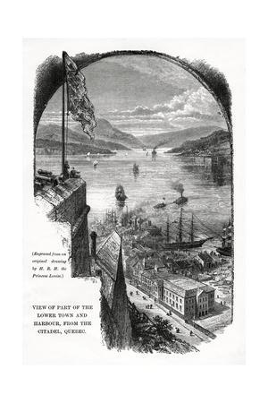Quebec, Canada, Late 19th Century
