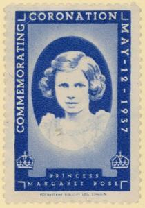 Princess Margaret, 1937
