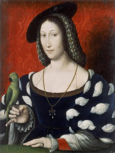 Princess Marguerite of Angouleme, C.1530-Jean Clouet-Giclee Print