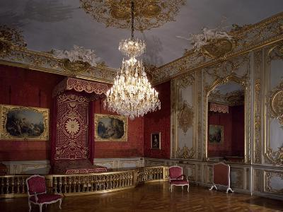 Princess' Room in the Palace of Soubise, Paris, France--Giclee Print