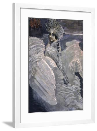 Princess Swan, 1900-Mikhail Alexandrovich Vrubel-Framed Giclee Print