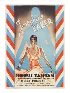 Princess Tam-Tam, Josephine Baker