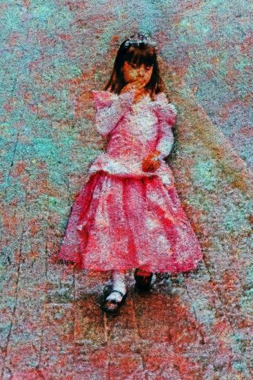 Princess-Andr? Burian-Photographic Print