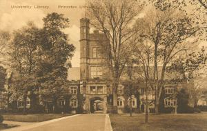 Princeton University Library, New Jersey
