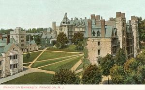 Princeton University, New Jersey