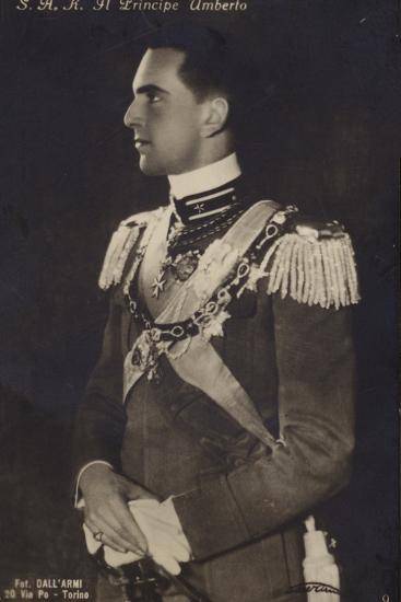 Principe Umberto--Photographic Print