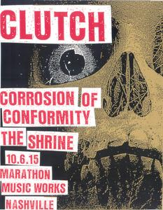 Clutch by Print Mafia