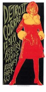 Detroit Cobras Spy by Print Mafia