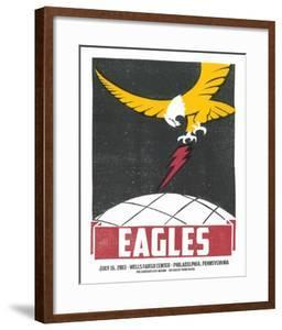 Eagles Philadelphia by Print Mafia