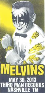 Melvins by Print Mafia