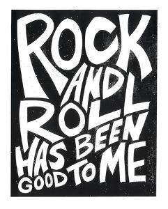 Rock N Roll 2015 by Print Mafia