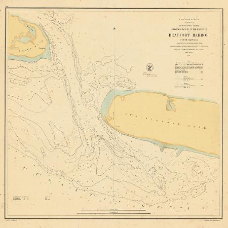 1857-beaufort-harbor-chart-north-carolina-north-carolina-united-states