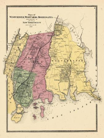 1867-westchester-westfarms-morrisania-plan-westchester-co-part-of-new-york-co-new-york-u