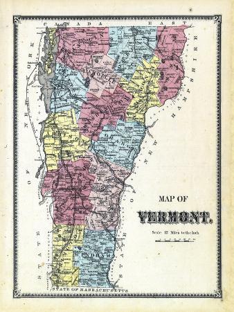 1869-vermont-plan-vermont-united-states