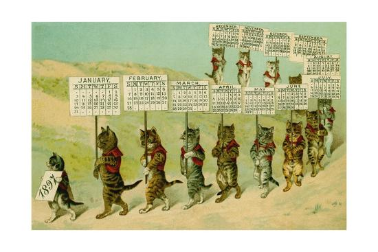 1897-calendar-with-parading-cats