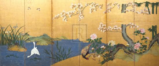 18th-century-chinese-school-blossom-time