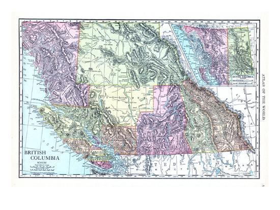 1913-canada-british-columbia-north-america