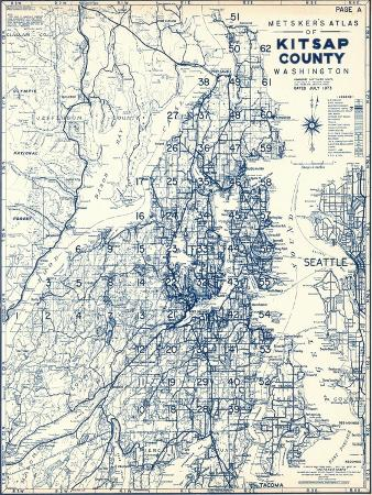 1973-kitsap-county-map-washington-united-states