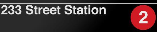 233-street-new-york-nyc-subway-2-sign