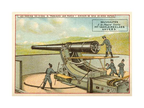 240-mm-siege-cannon