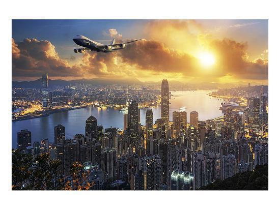 747-8f-flying-over-hong-kong