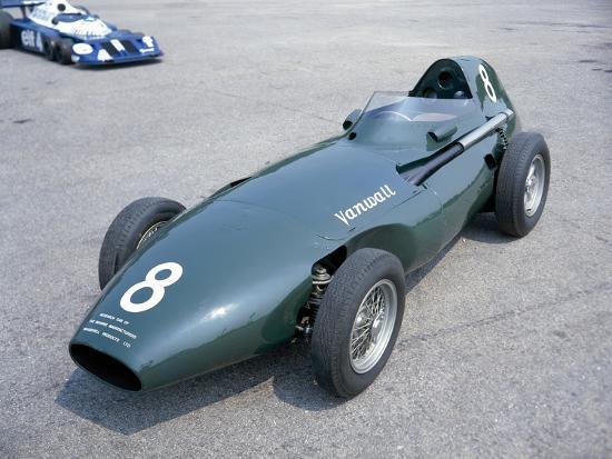 a-1958-vanwall