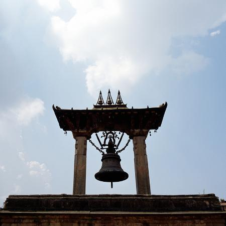 a-bell-tower-and-bell