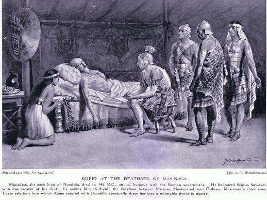 a-c-weatherstone-scipio-at-the-deathbed-of-masinissa