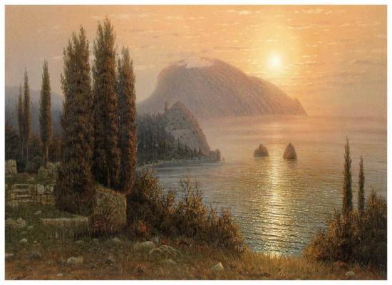 a-gorjacev-panorama-of-krym