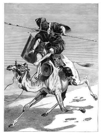 a-moorish-warrior-c1890