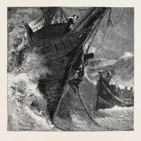 a-ship-at-storm