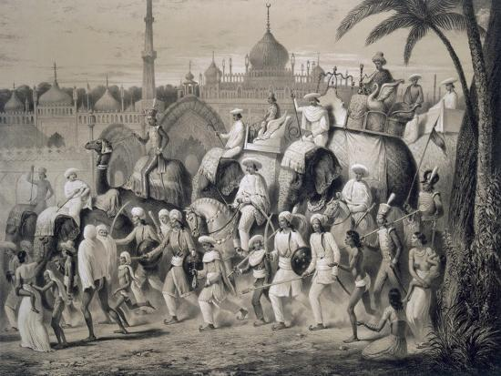 a-soltykoff-lucknow-the-principal-street-from-voyages-in-india-1859-litho