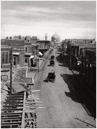 a-street-in-baghdad-iraq-1925