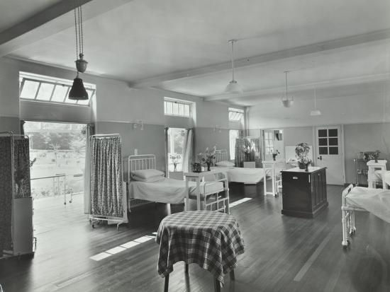 a-ward-at-orchard-house-claybury-hospital-woodford-bridge-london-1937