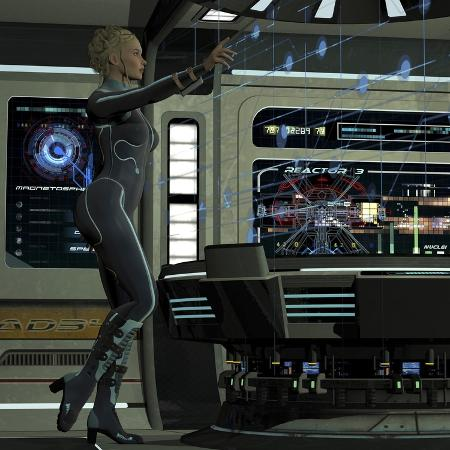 a-young-woman-operating-a-holographic-control-center