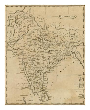 aaron-arrowsmith-hindoostan-c-1812